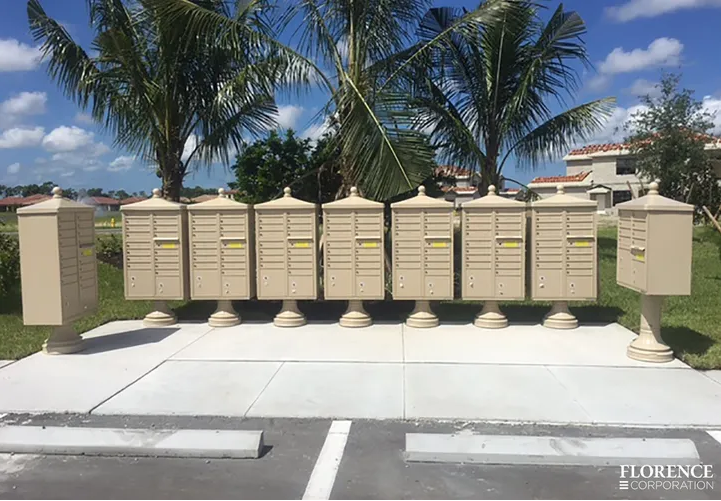 Traditional Cluster Box Units