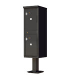 1590-T1OPL 2 Parcel Outdoor Parcel Locker – OPL