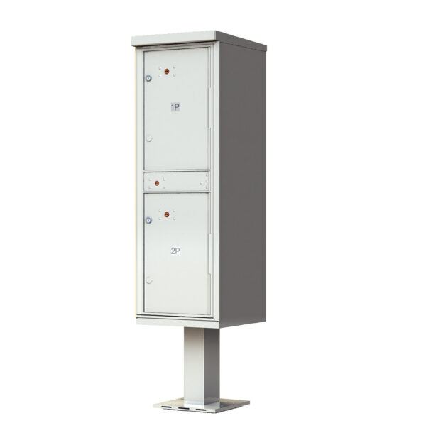1590-T1OPL 2 Parcel Outdoor Parcel Locker – OPL