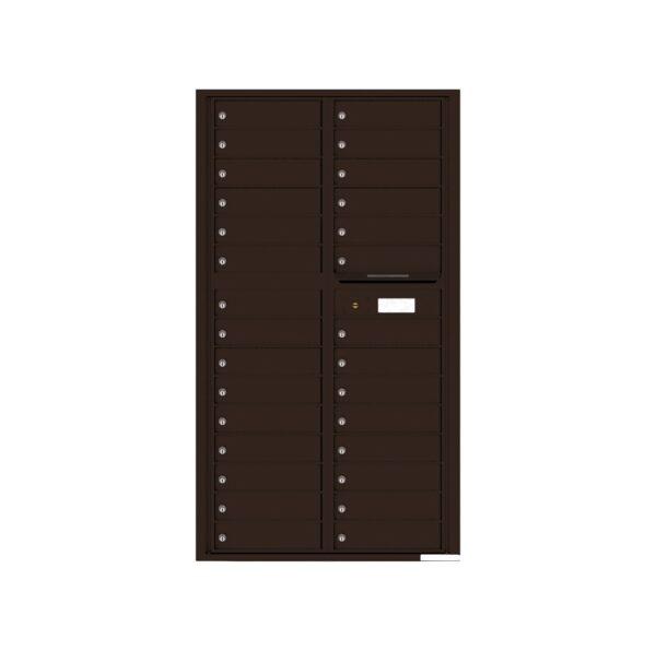 4C16D-29 29 Tenant Door Max-Height 4C Front Loading Mailbox