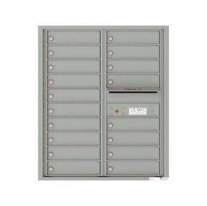4C10D-18 18 Tenant Door 10 High 4C Front Loading Mailbox