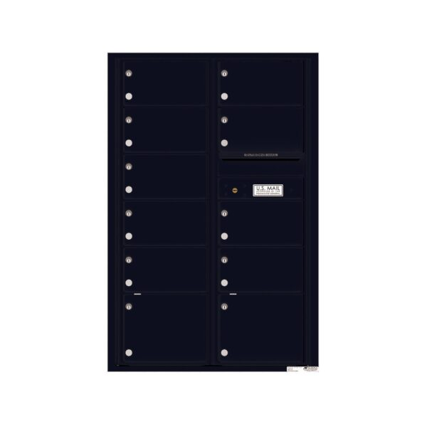 4C13D-11 11 Tenant Door 13 High 4C Front Loading Mailbox