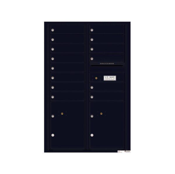 4C13D-14 14 Tenant Door 13 High 4C Front Loading Mailbox