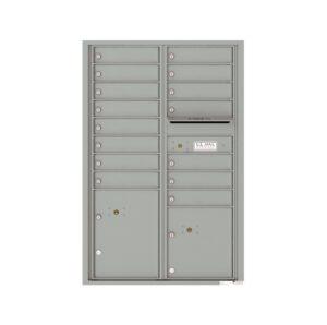 4C13D-15 15 Tenant Door 13 High 4C Front Loading Mailbox