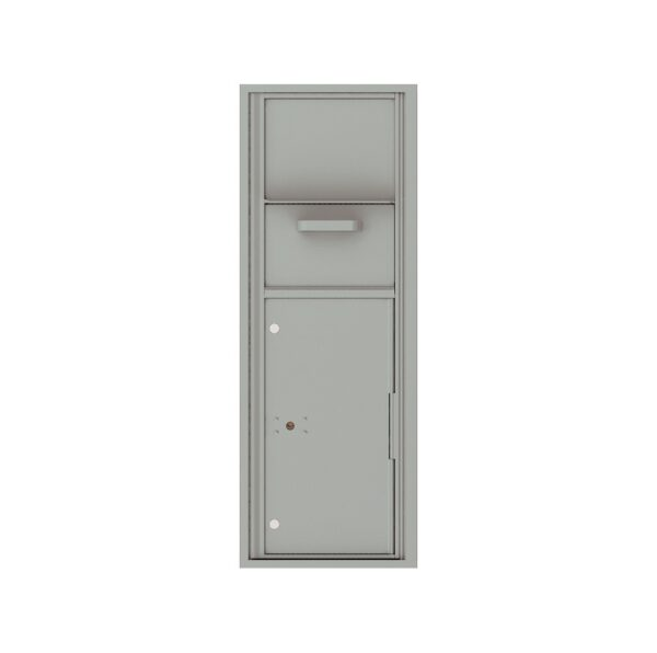 4C13S-HOP Mail Collection / Drop Box 13 High Single Column 4C Front Loading