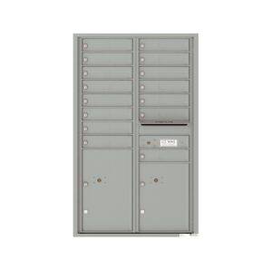 4C14D-15 15 Tenant Door 14 High 4C Front Loading Mailbox