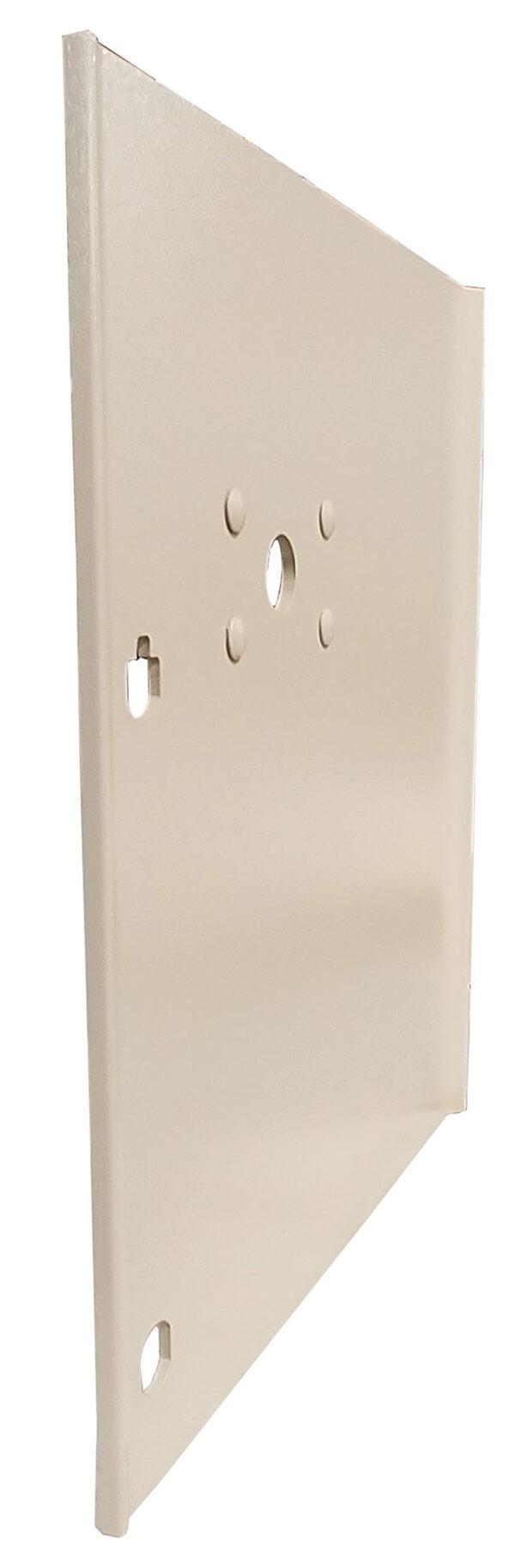 Postal replacement hardware   Parcel locker door