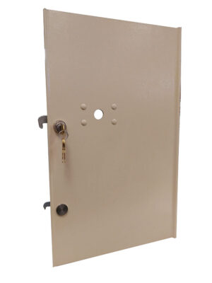Postal 4C Parcel Locker Door - 6 High