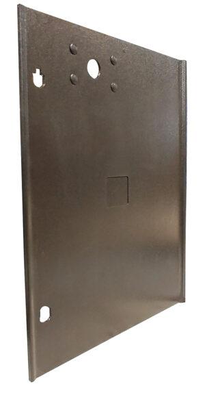 Postal 4C Parcel Locker Door - 4 High