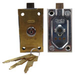 Private Master Lock for community mailbox