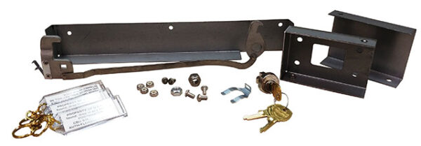 OPL Parcel Locker Lock Kit from Postal Supply