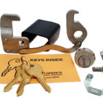 Postal Compartment Lock Kit 2-High Door