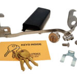 Postal Compartment Lock Kit 3-High Door