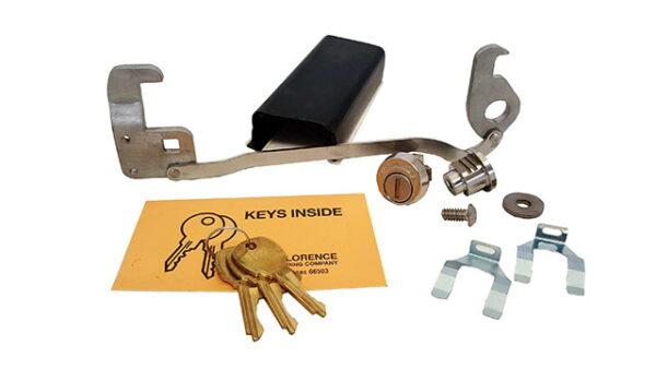 Postal Compartment Lock Kit 3-High Door
