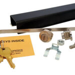 Compartment Lock Kit 4-High Door Postal Supply