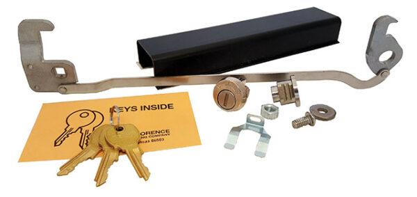 Compartment Lock Kit 4-High Door Postal Supply