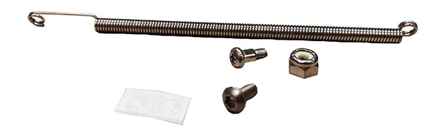 Parcel Locker Spring Hardware Kit Postal Supply