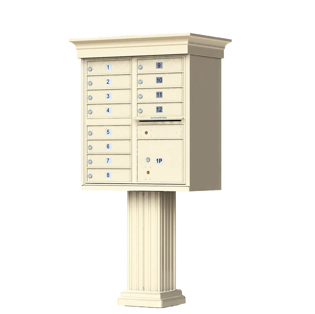 Classic Cluster Box Units from Postal Supply