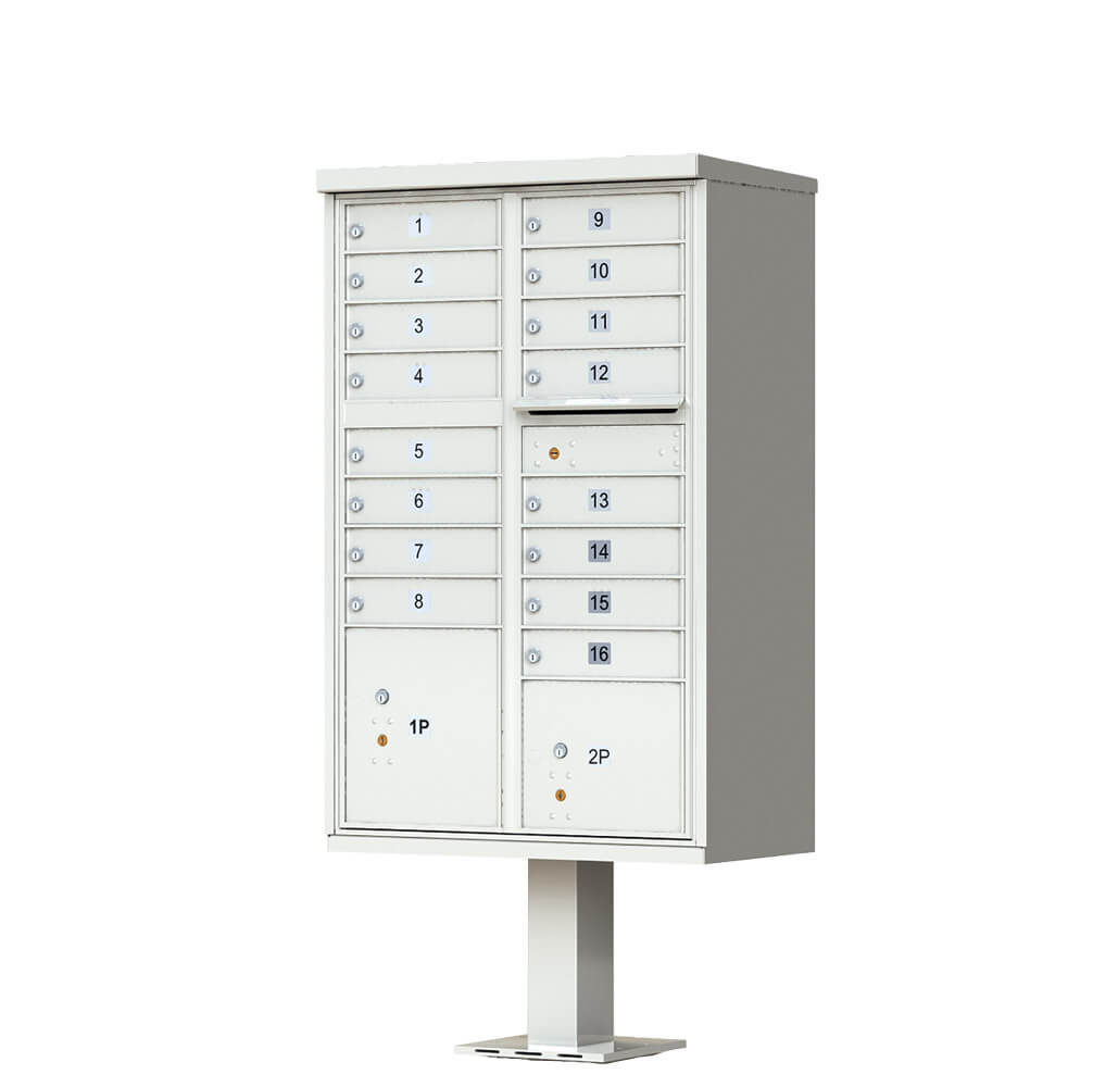 Standard Cluster Box Units from Postal Supply